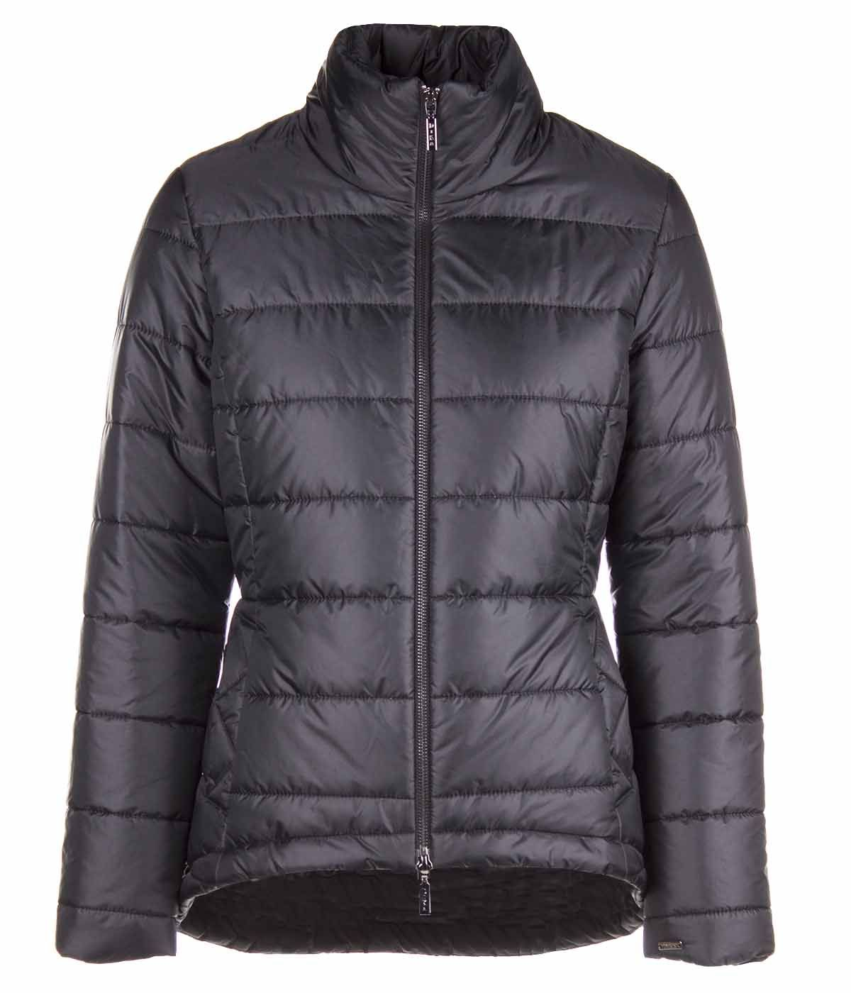 QUILTED DOWN JACKET  0